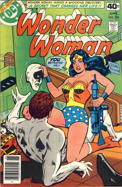 Wonder Woman #256