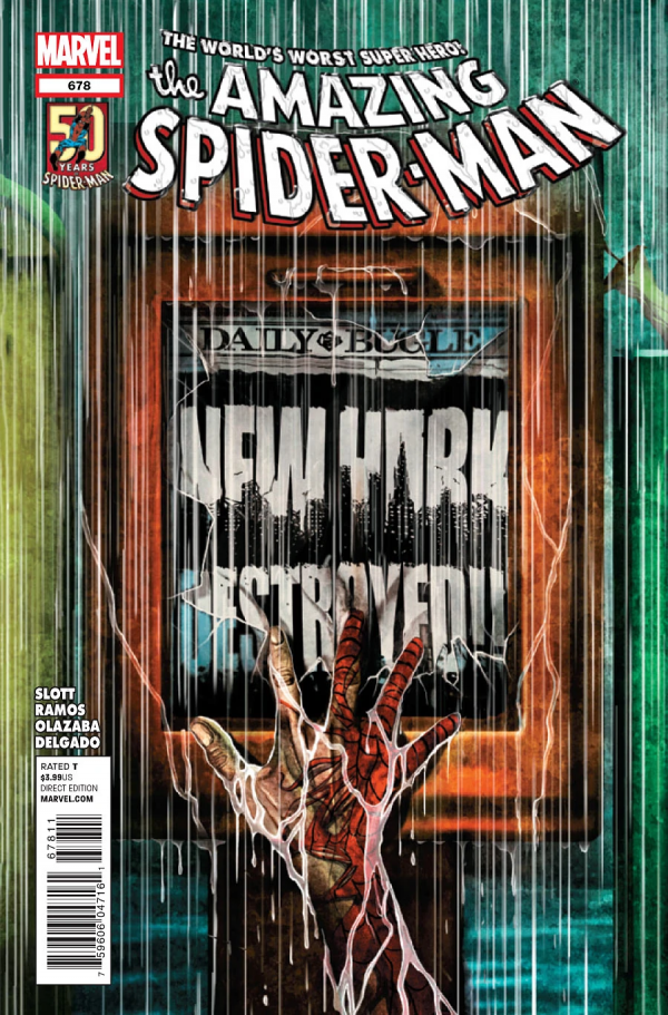 The Amazing Spider-Man #678