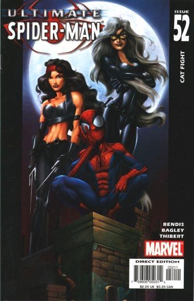 Ultimate Spider-Man #52