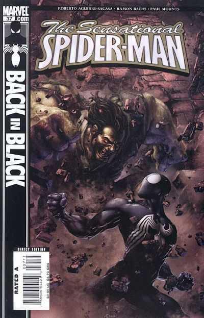 The Sensational Spider-Man #37