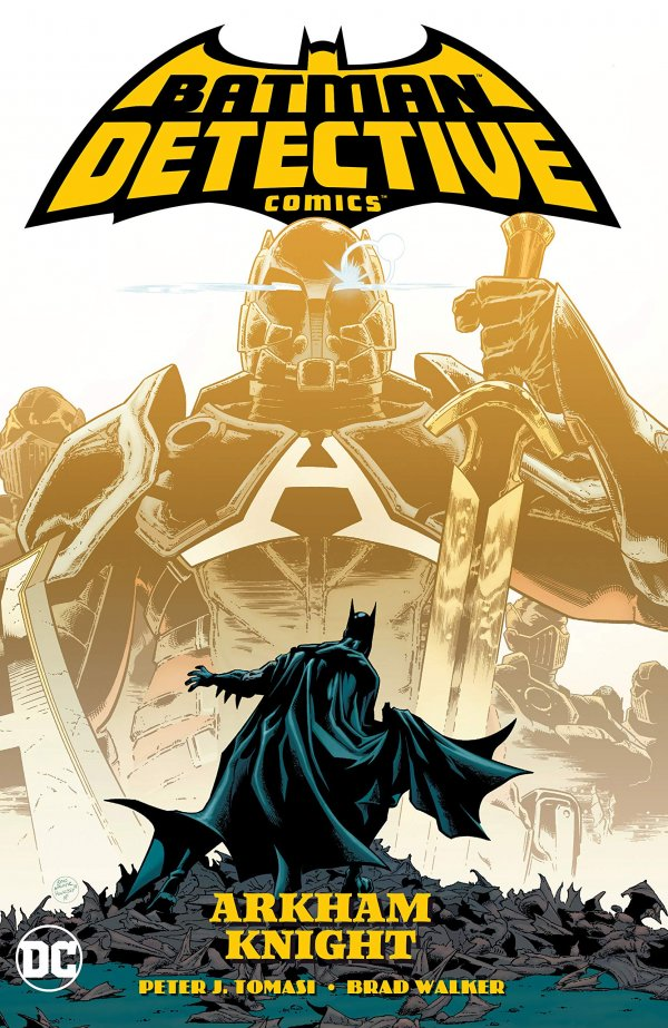 Detective Comics Vol. 2: Arkham Knight HC