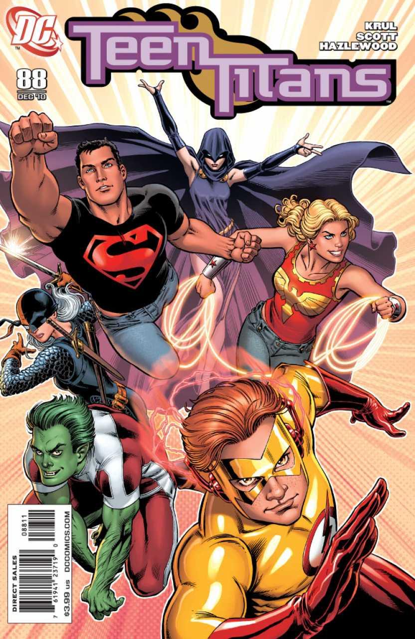 Teen Titans #88