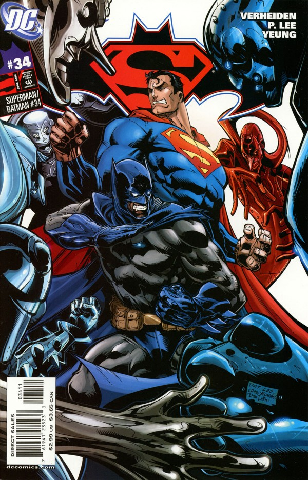Superman / Batman #34