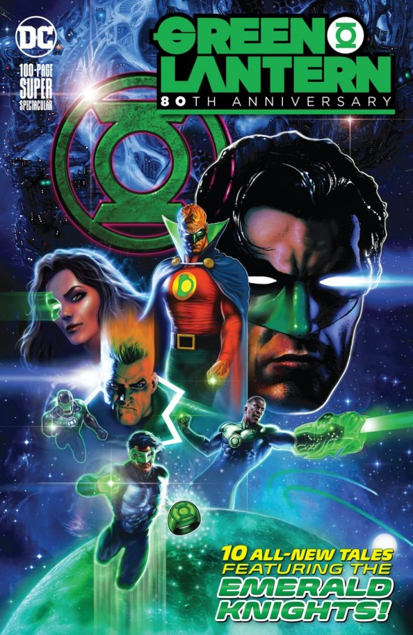 Green Lantern 80th Anniversary 100-Page Super Spectacular #1