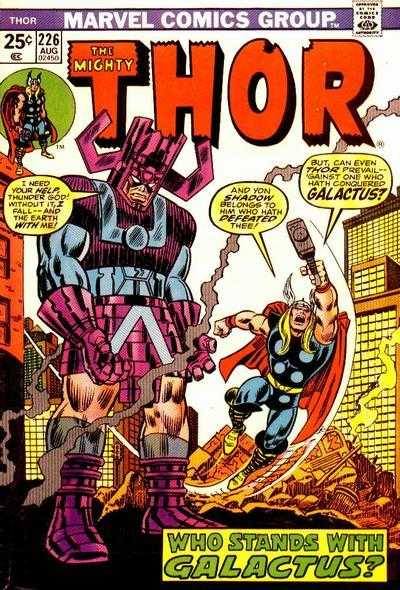 The Mighty Thor #226