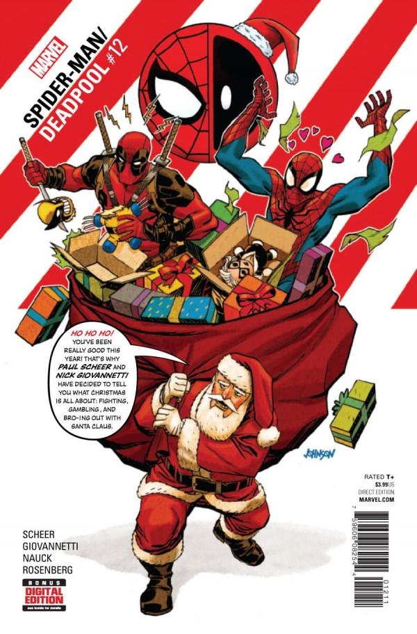 Spider-Man / Deadpool #12