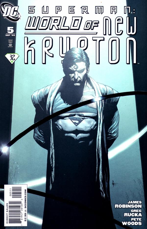 Superman: World of New Krypton #5
