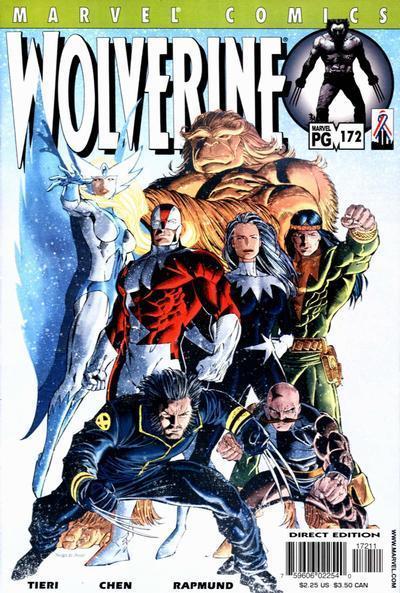 Wolverine #172