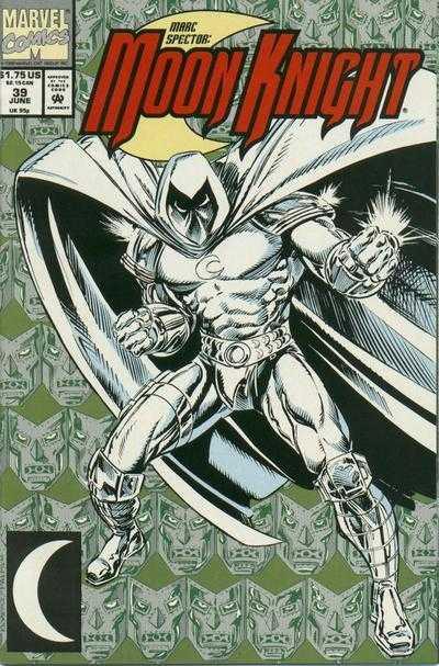 Marc Spector: Moon Knight #39