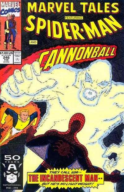 Marvel Tales #246