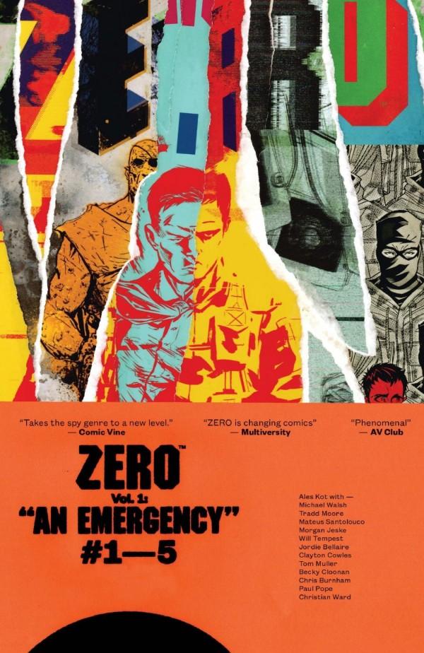 Zero Vol. 1: An Emergency TPB