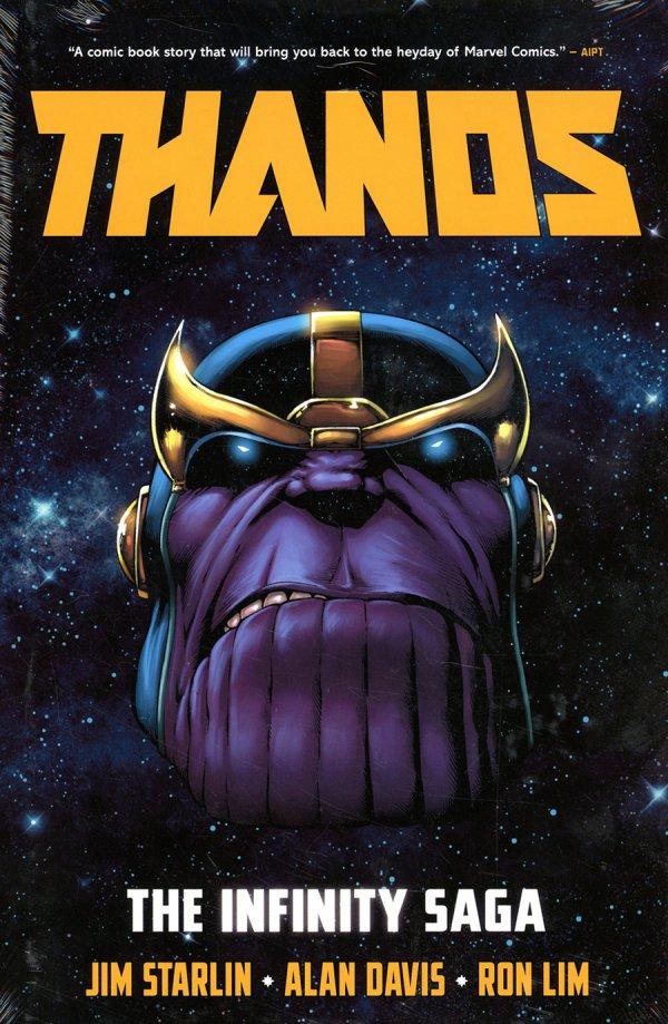 Thanos: The Infinity Saga Omnibus HC