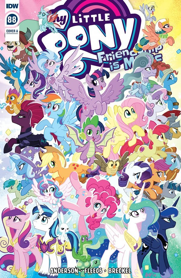 My Little Pony: Friendship Is Magic #88