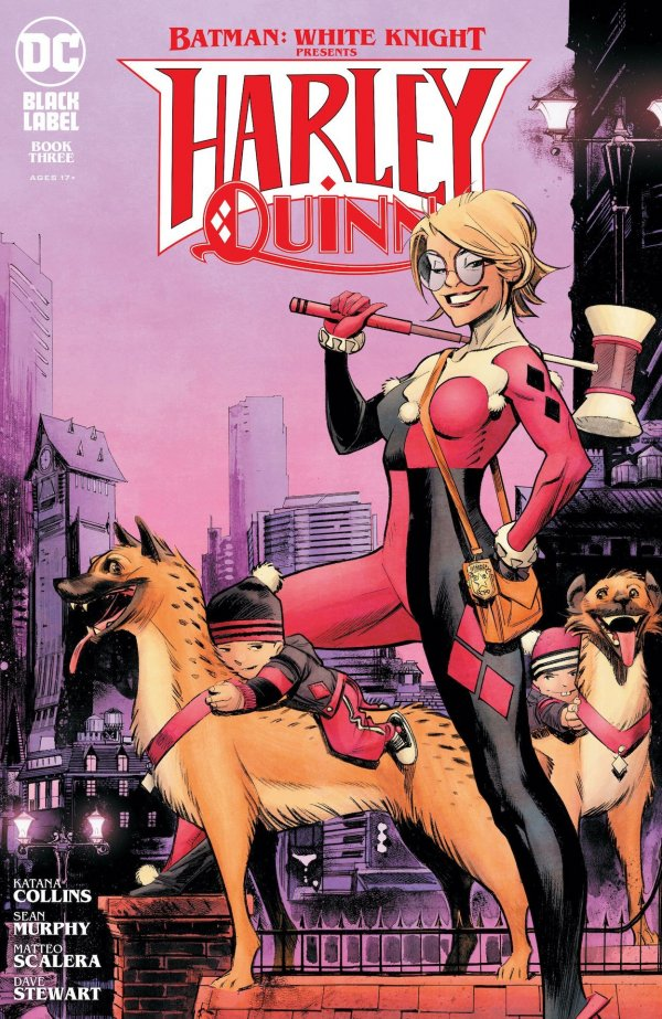 Batman: White Knight Presents Harley Quinn #3