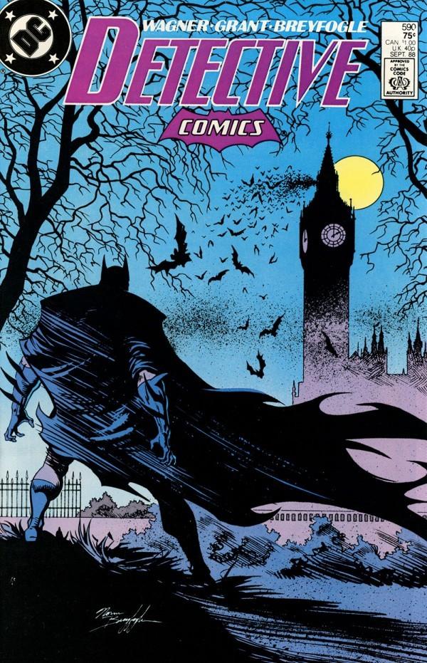 Detective Comics #590