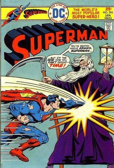 Superman #295