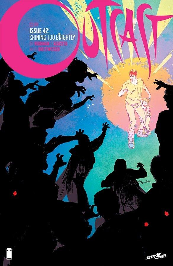 Outcast #31 Skybound Image Comics VF-NM