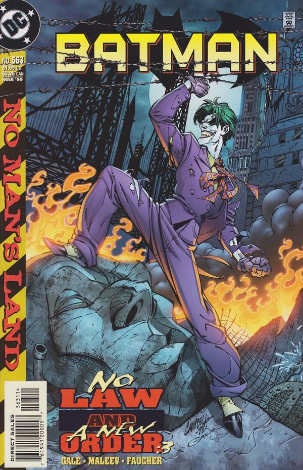 Batman #563