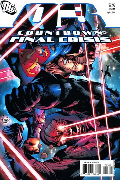 Countdown to Final Crisis #3