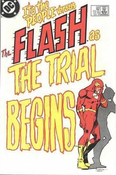 The Flash #340
