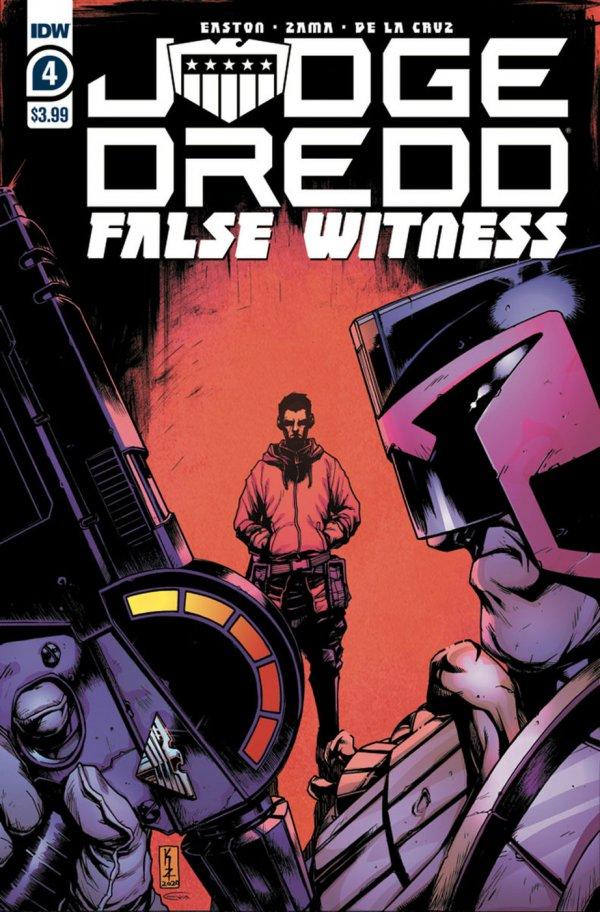Judge Dredd: False Witness #4