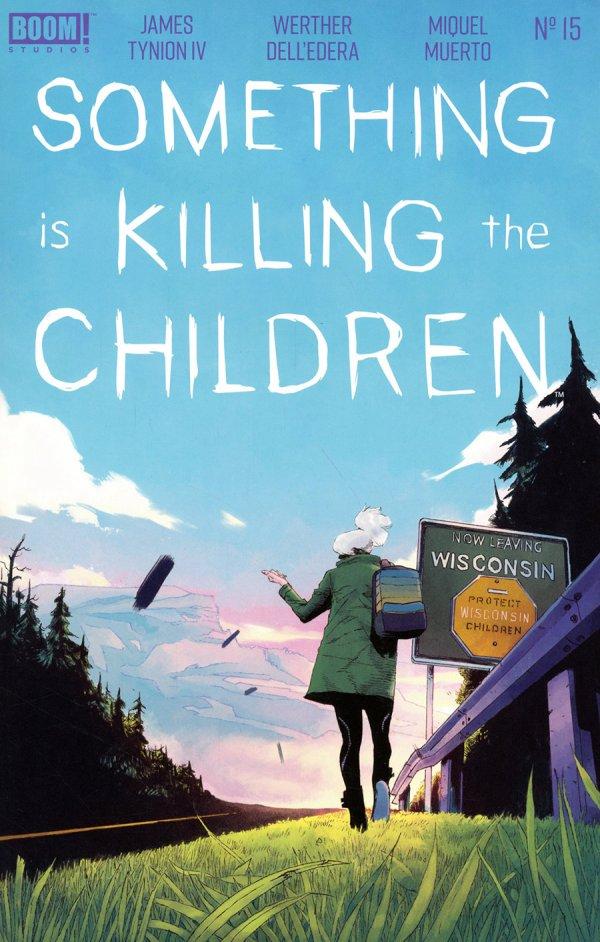 Something Is Killing The Children #15