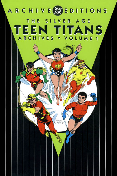 Silver Age Teen Titans Archives Vol. 1 HC