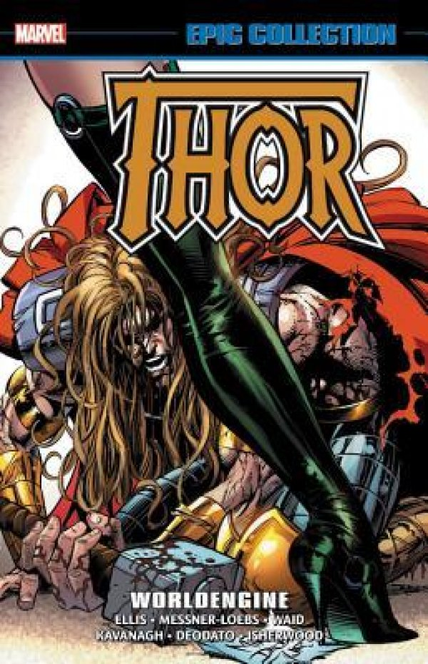 The Mighty Thor Epic Collection: Worldengine TP