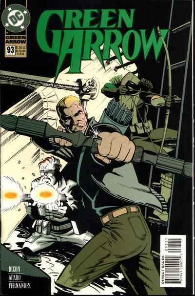 Green Arrow #93