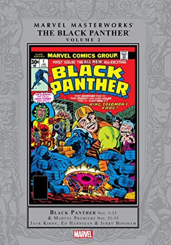 Marvel Masterworks: Black Panther Vol. 2 HC