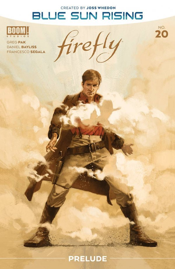 Firefly #20 review