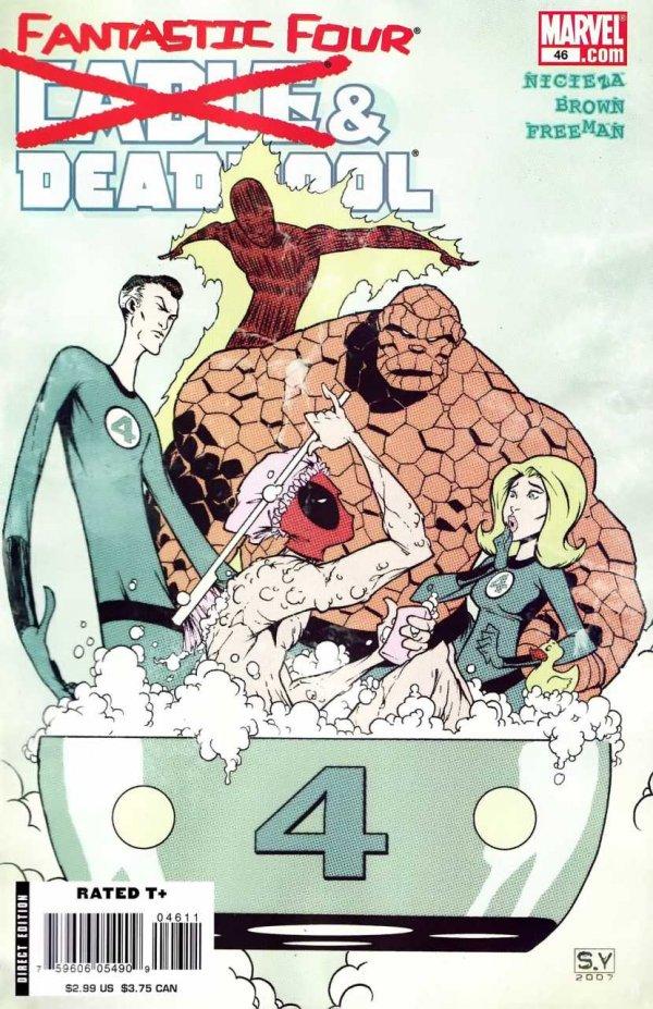 Cable & Deadpool #46