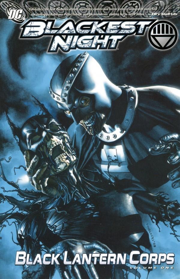 Blackest Night: Black Lantern Corps Vol. 1 TP