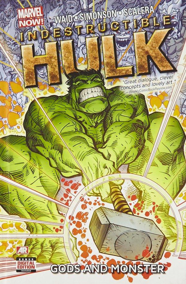 Indestructible Hulk Vol. 2: Gods and Monster HC