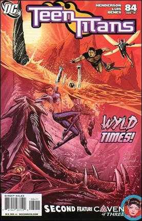 Teen Titans #84