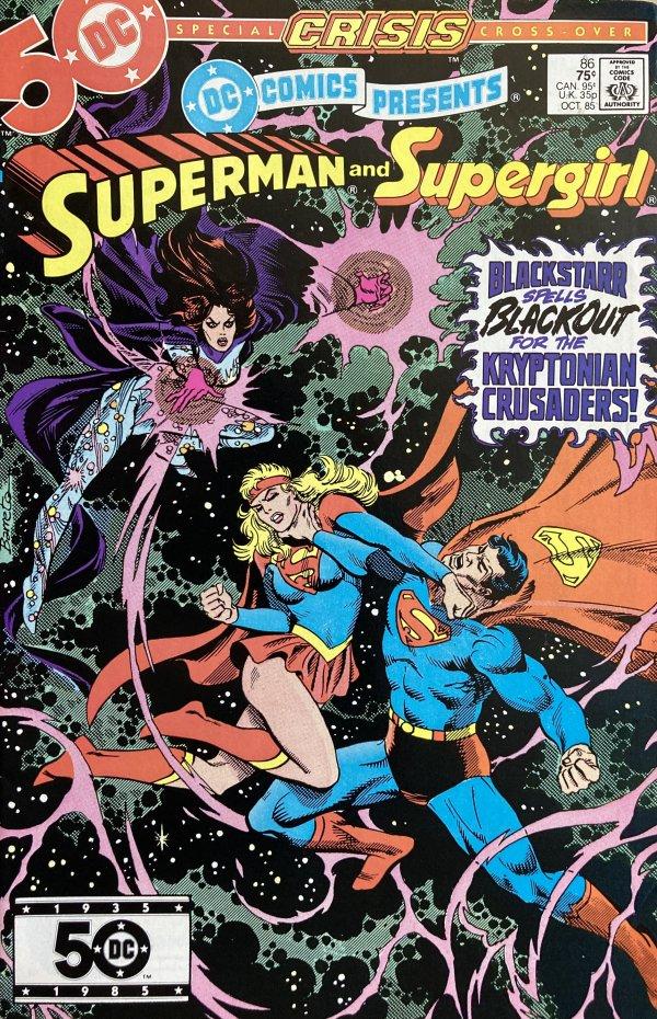 DC Comics Presents #86