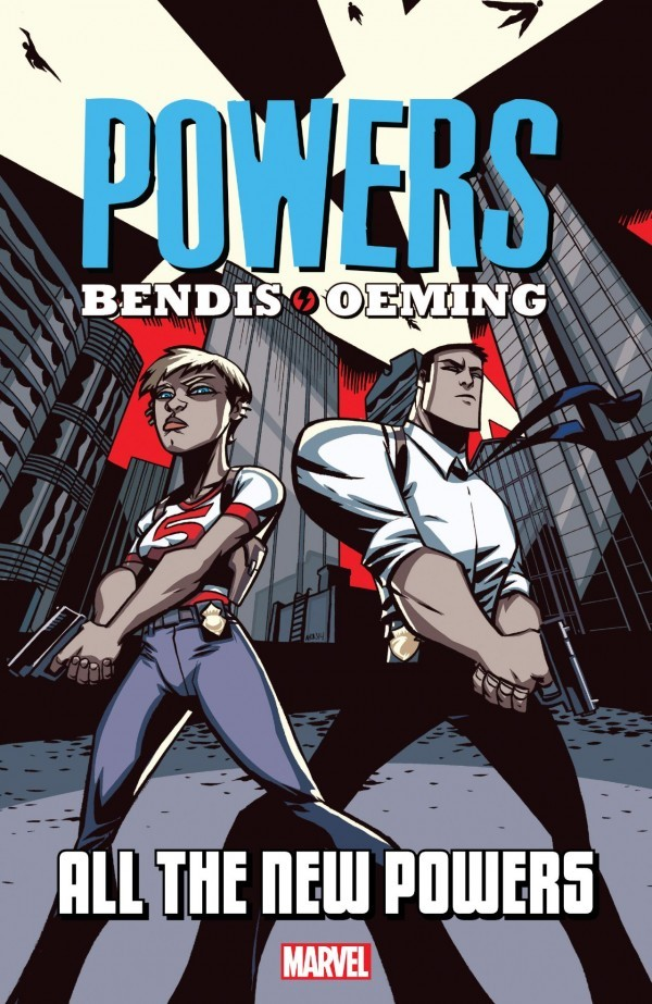 Powers Vol. 1: All New Powers HC