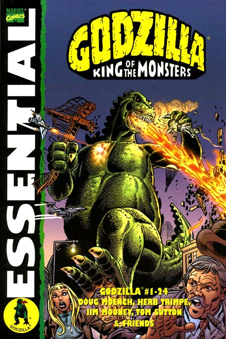 Essential Godzilla: King of the Monsters