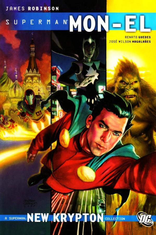 Superman: Mon-El Vol. 1 HC
