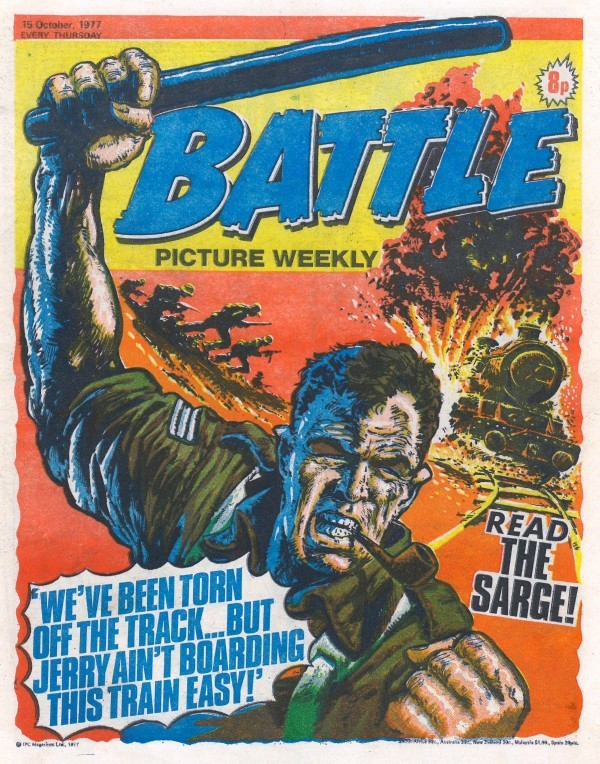Battle Picture Weekly #137 (October 15th, 1977)