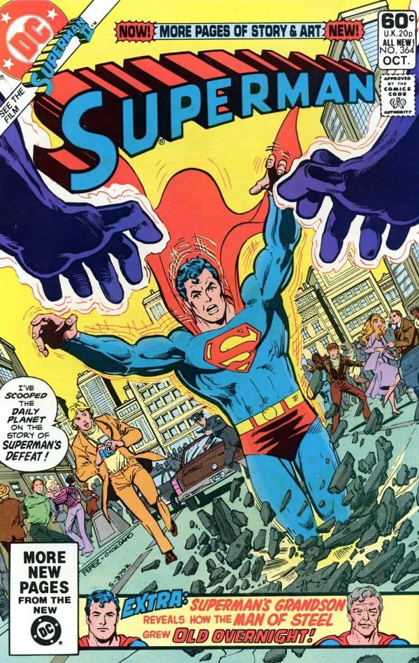 Superman #364