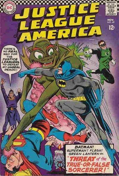 Justice League of America #49