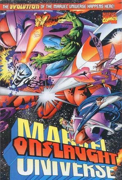 Onslaught: Marvel Universe #1