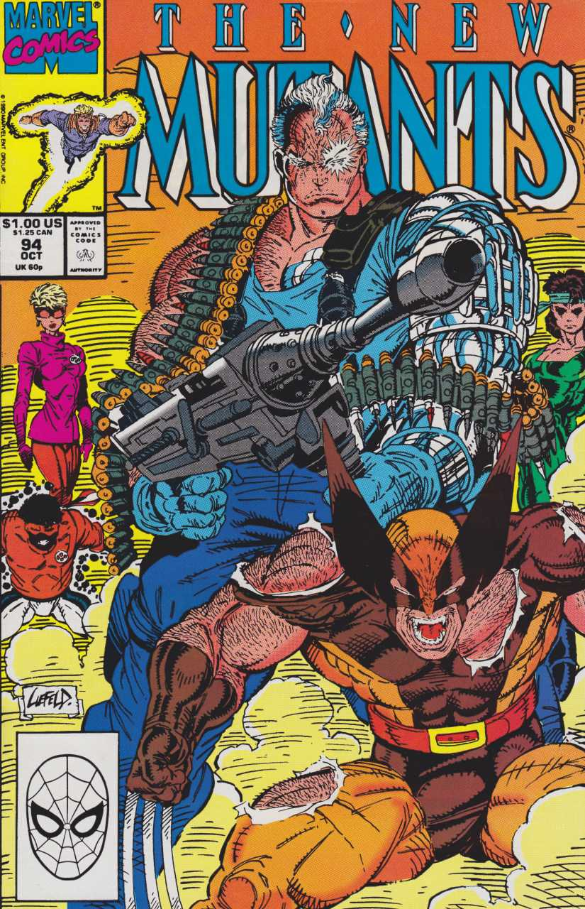 The New Mutants #94