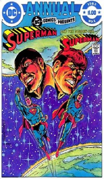DC Comics Presents Annual #1