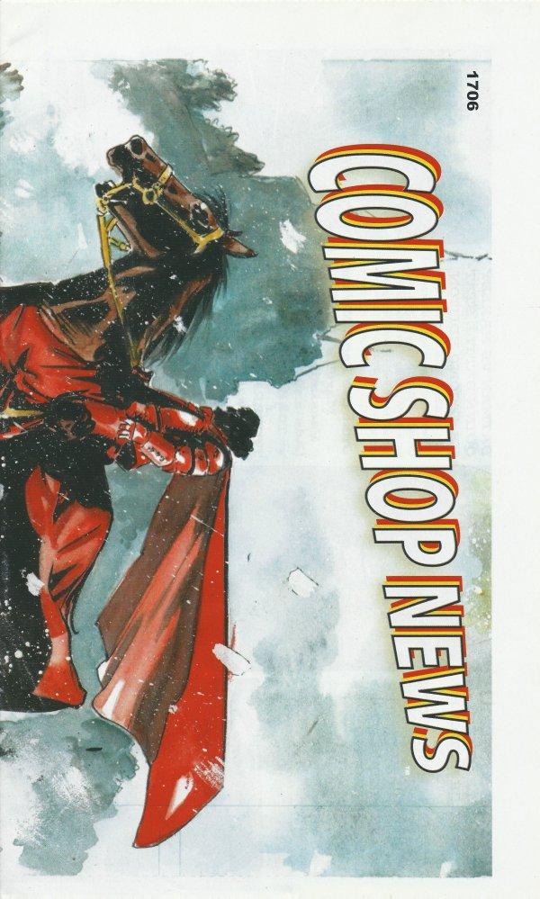Comic Shop News #1706 review