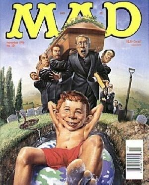 Mad Magazine #351