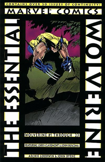 Essential Wolverine Vol 1 TP