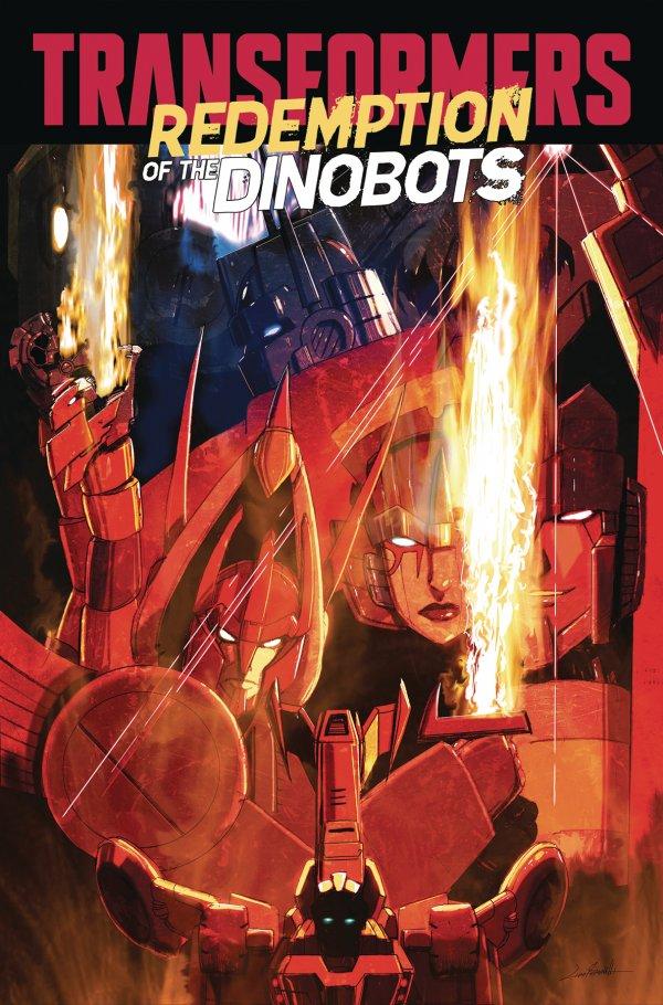 Transformers Redemption of Dinobots TP