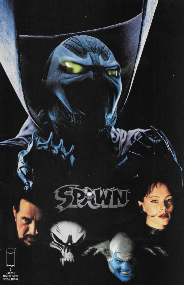 Spawn Movie Premiere Special Edition #1